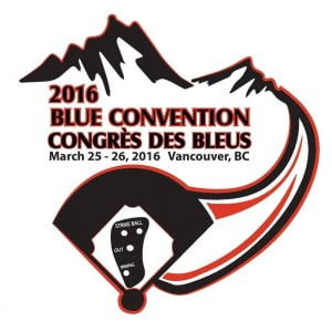 Blue Convention Logo