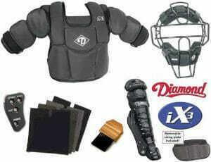 umpire equipment